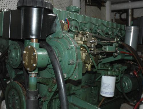 Onderhoud motoren
